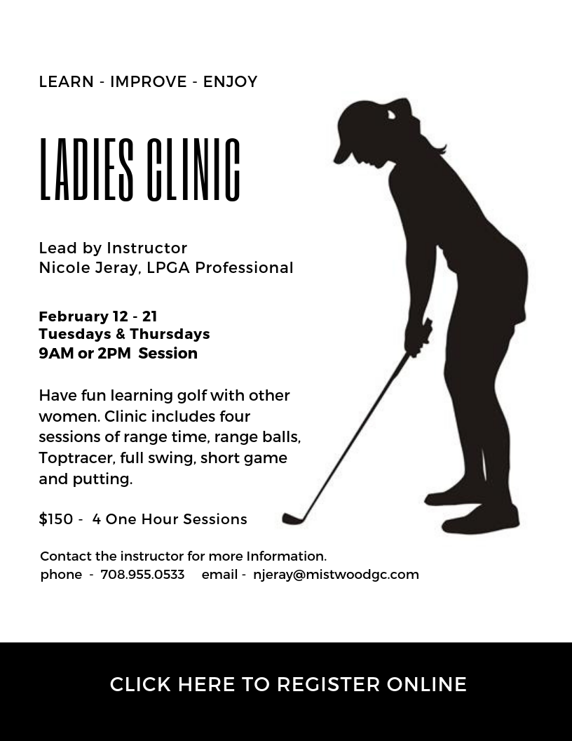 Web Ladies Clinic February 2019
